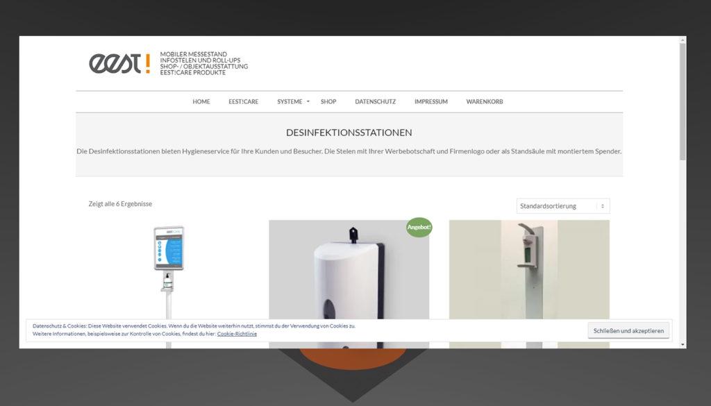 Link zur Webseite / Produktseite